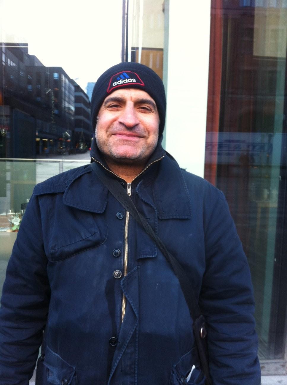 Mahmood Aoudi