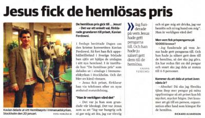 Hemlösas Dag 2013