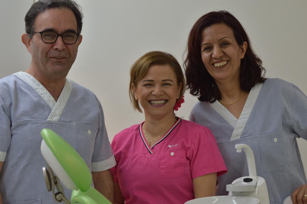 BA Dental personal